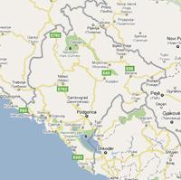 Vozila Iz Crne Gore Na Putevima U Srbiji Bez Potrebe Za Obrascem